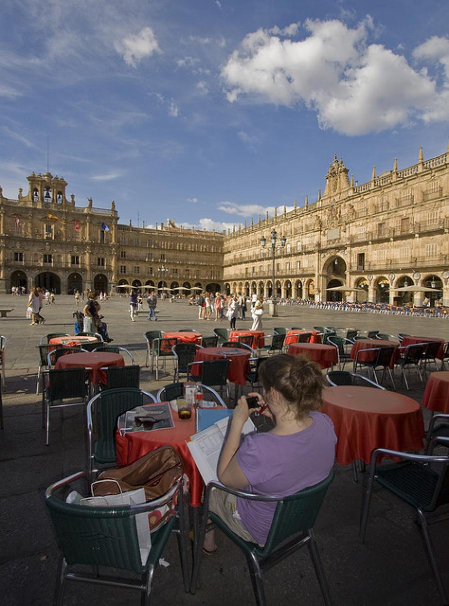 The Mole Diaries: Salamanca