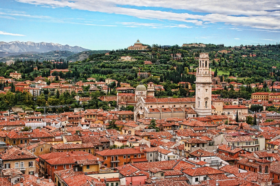 Case Study: Amy teaches in Northern Italy