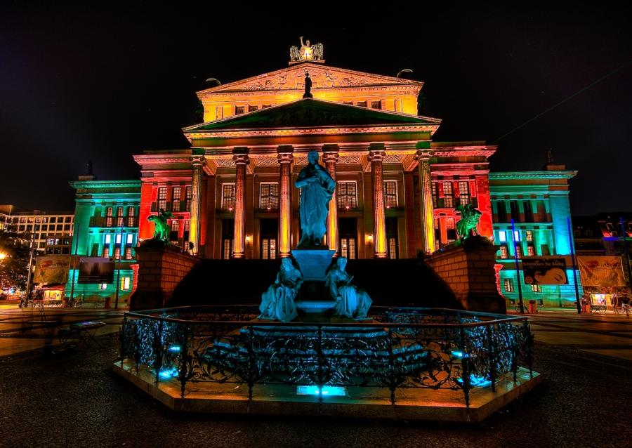 Non-stop Berlin
