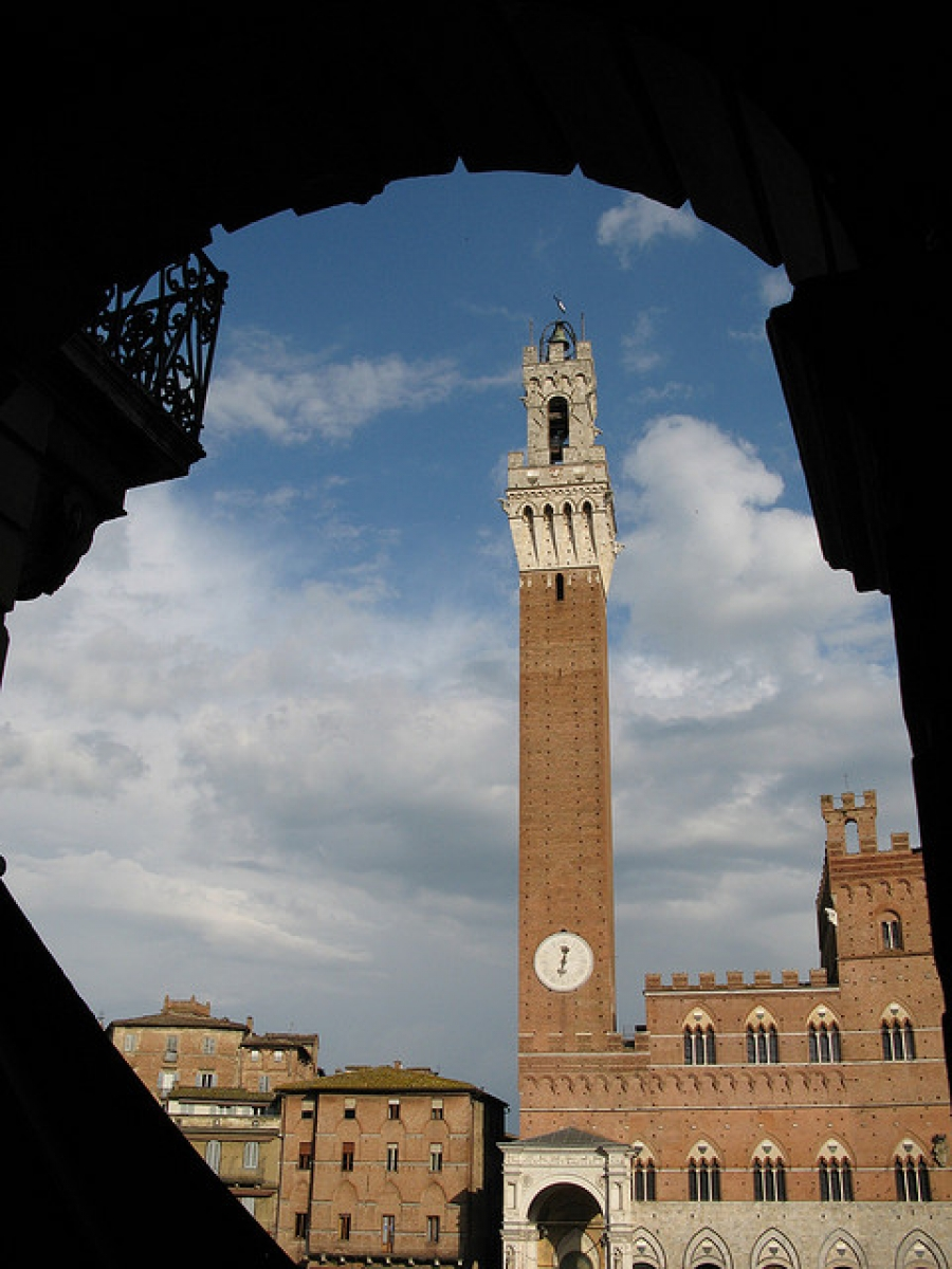 The Mole Diaries: Siena