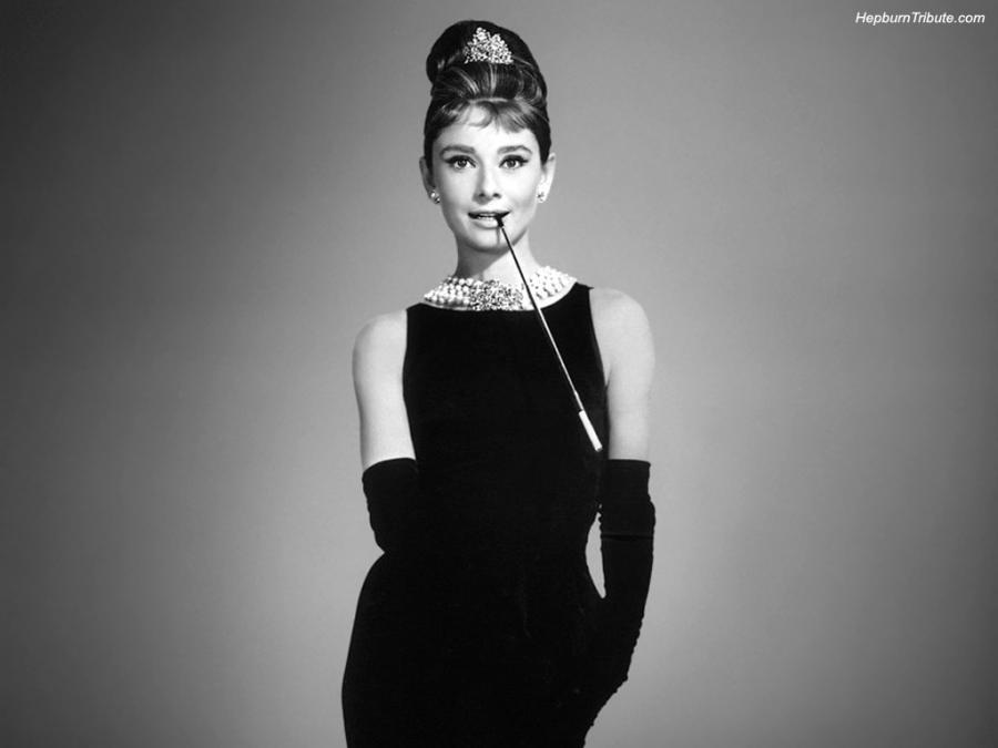 Audrey Hepburn speaking French, Spanish and Italian