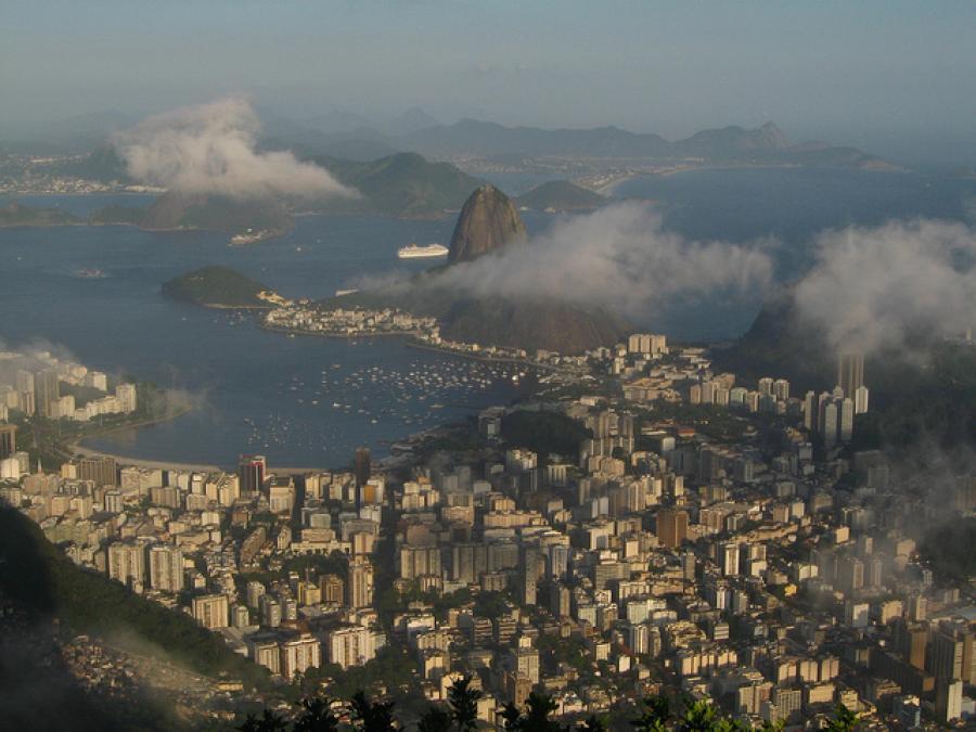 The Mole Diaries: Rio de Janeiro
