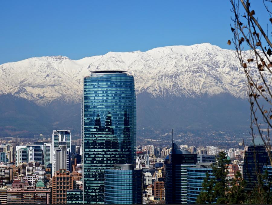The Mole Diaries: Santiago de Chile
