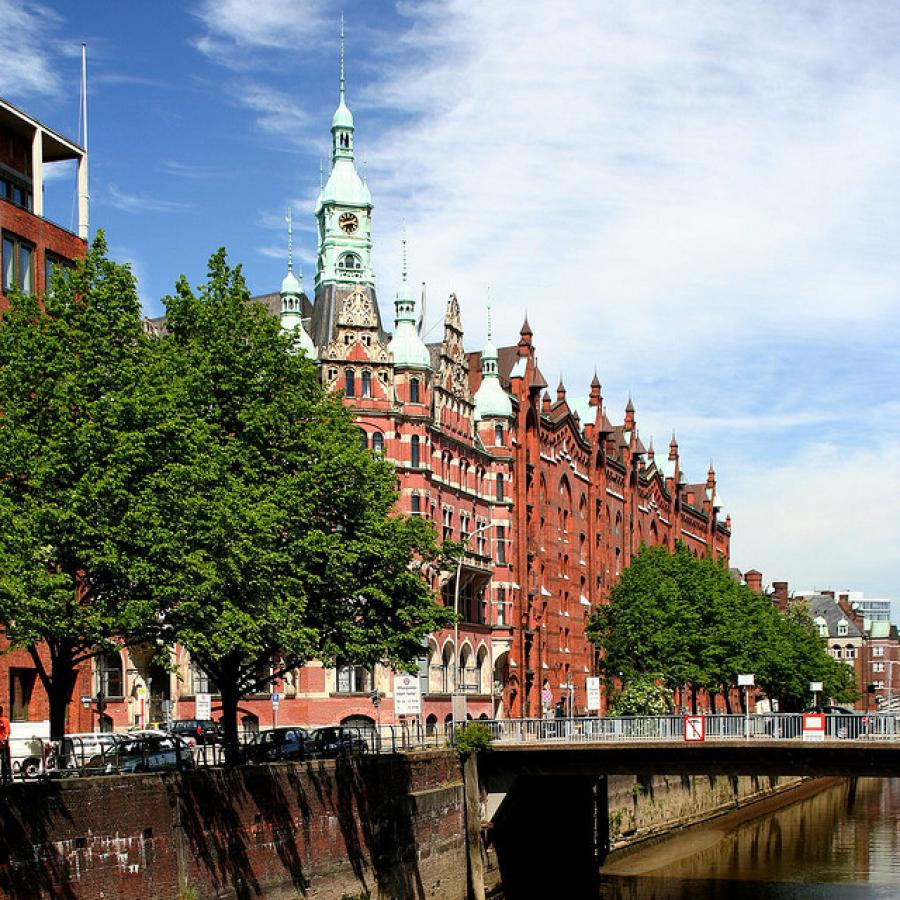 First impressions of Hamburg