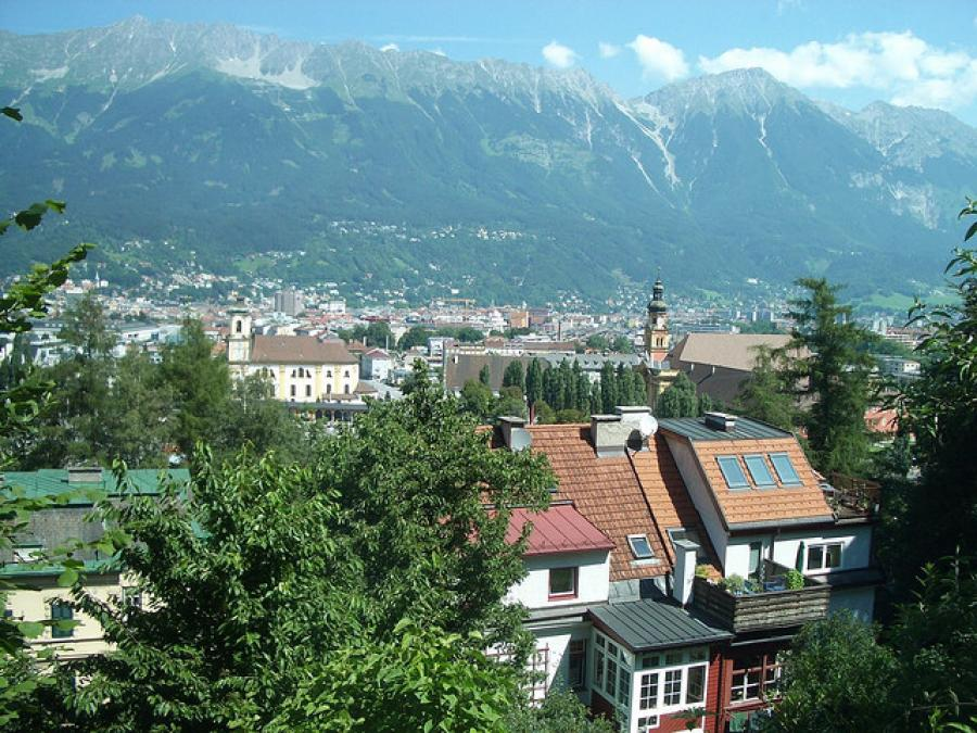 The Mole Diaries: Innsbruck