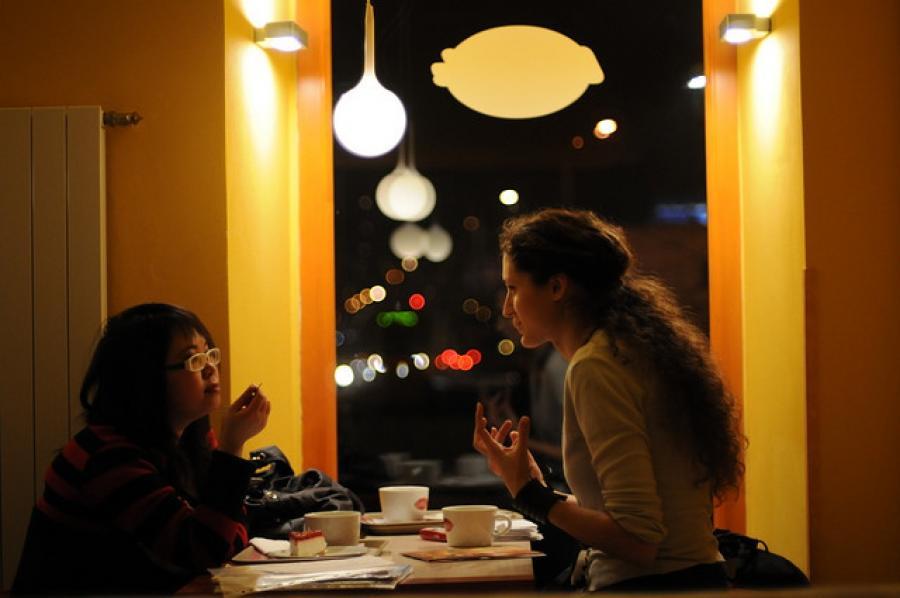 Tandem SOS - top conversation exchange tips