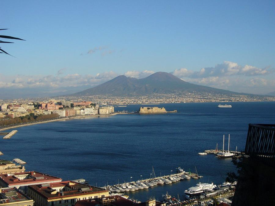 The Mole Diaries: Naples