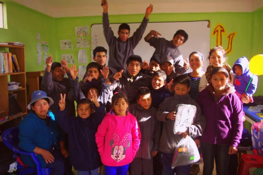 Volunteering in Peru: Latin American Foundation for the Future