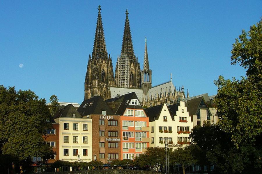 The Mole Diaries: Cologne (Volume 2)