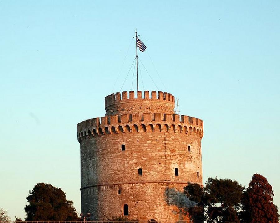 The Mole Diaries: Thessaloniki