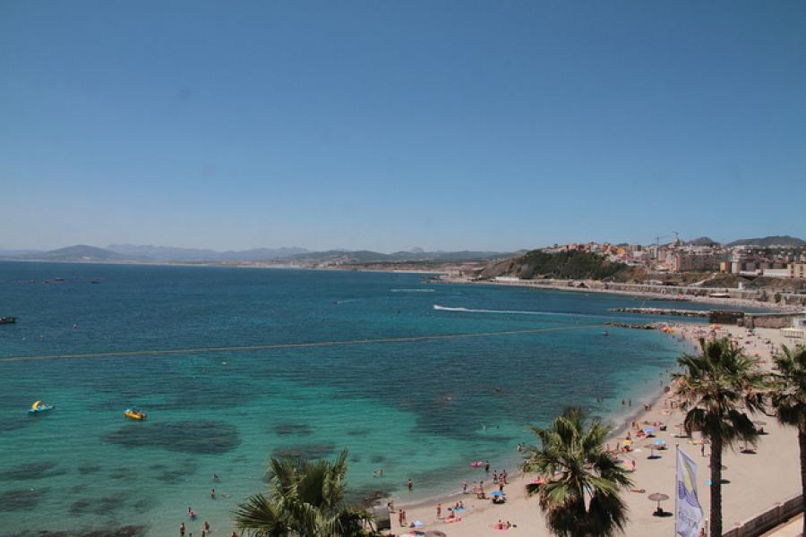 The Mole Diaries: Ceuta