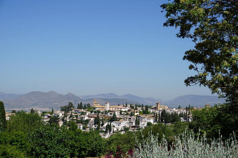 The Mole Diaries: Granada (Volume 3)
