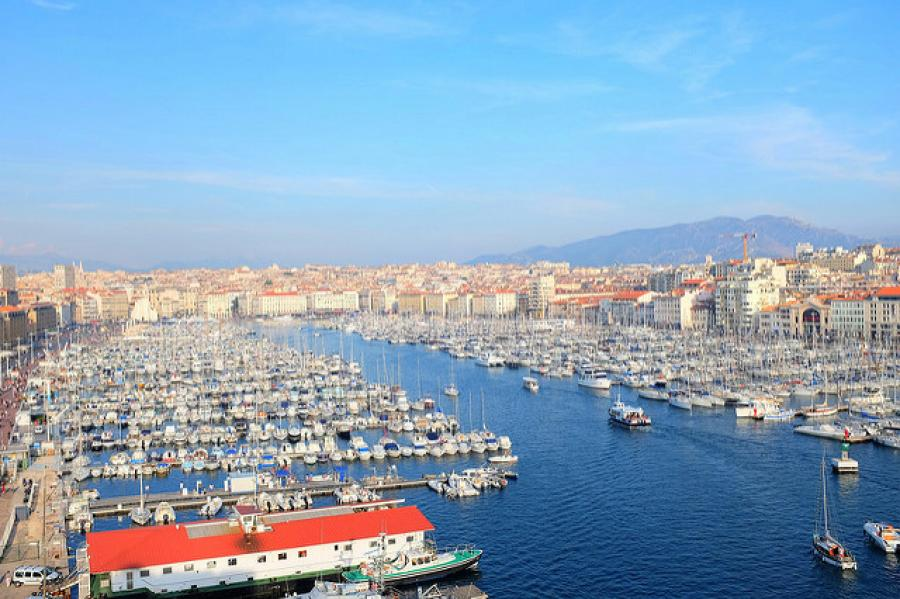 The Mole Diaries: Marseille