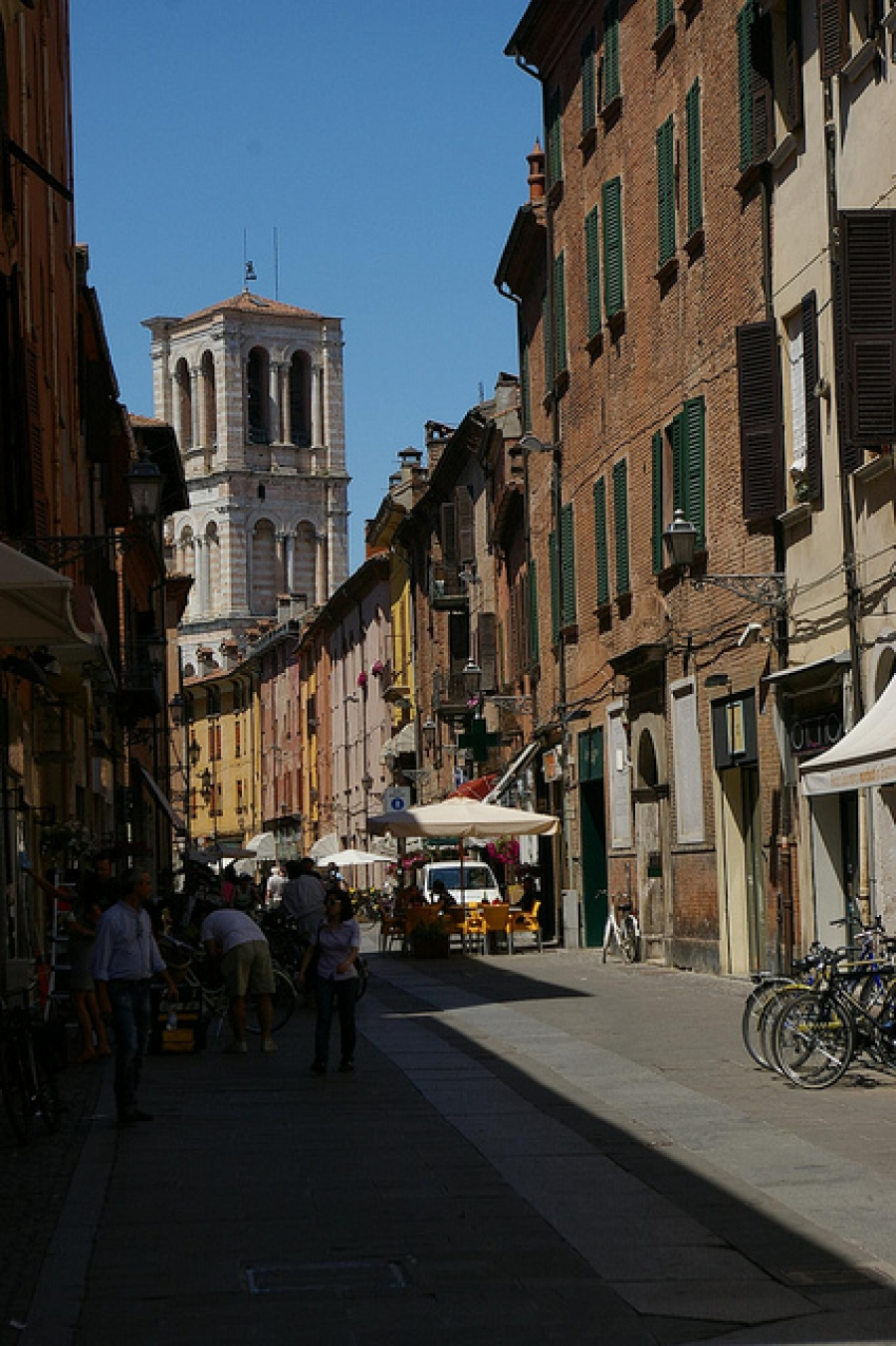 The Mole Diaries: Ferrara