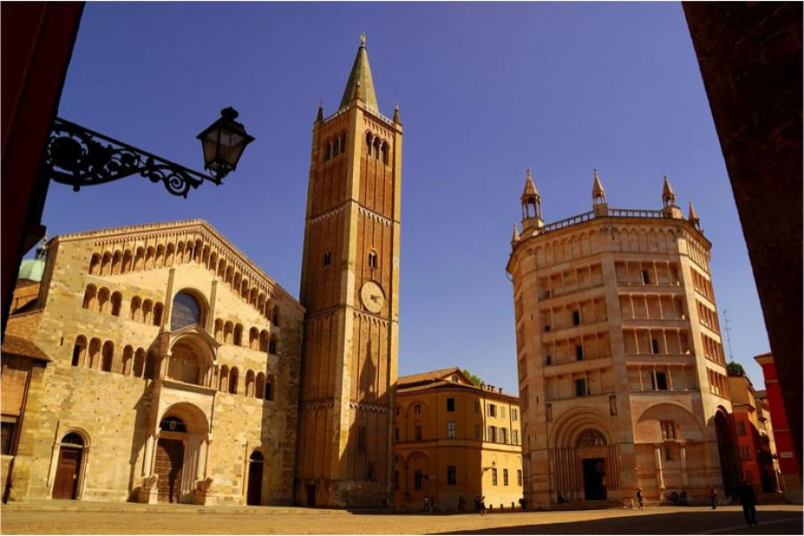 The Mole Diaries: Parma, Italy