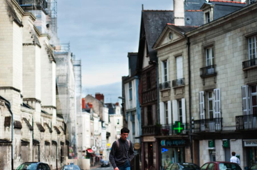 A Week in the Life: Studying in Angers, France