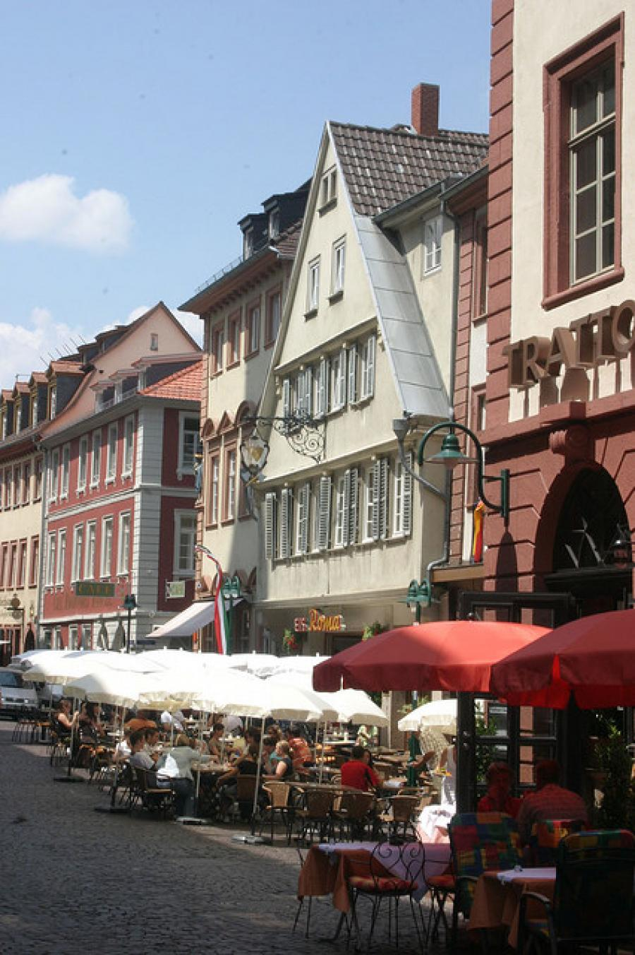 The Mole Diaries: Heidelberg