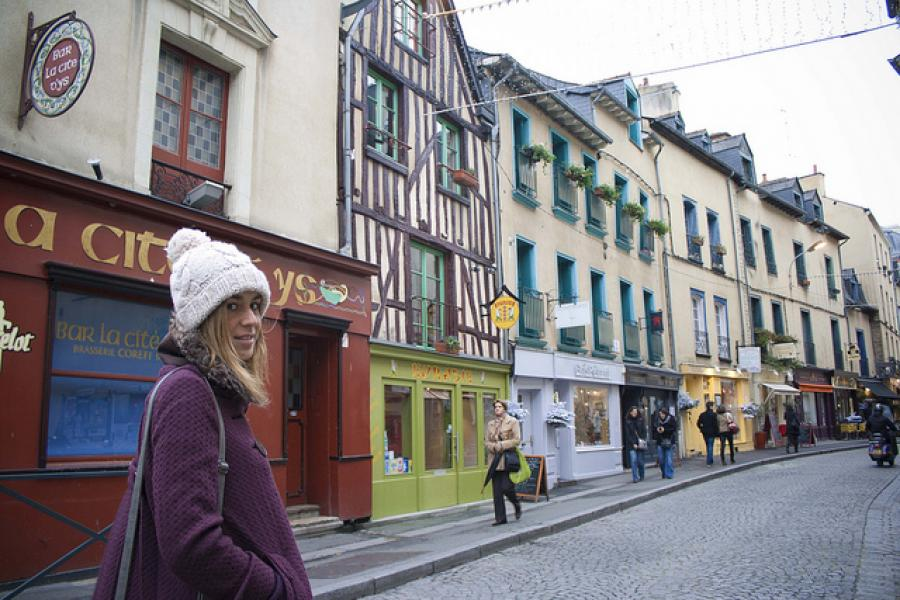 The Mole Diaries: Rennes