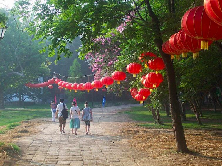 The Mole Diaries: Qingdao