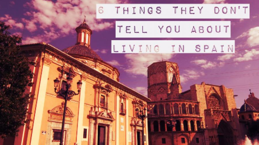 6 things they don't tell you about living in Spain