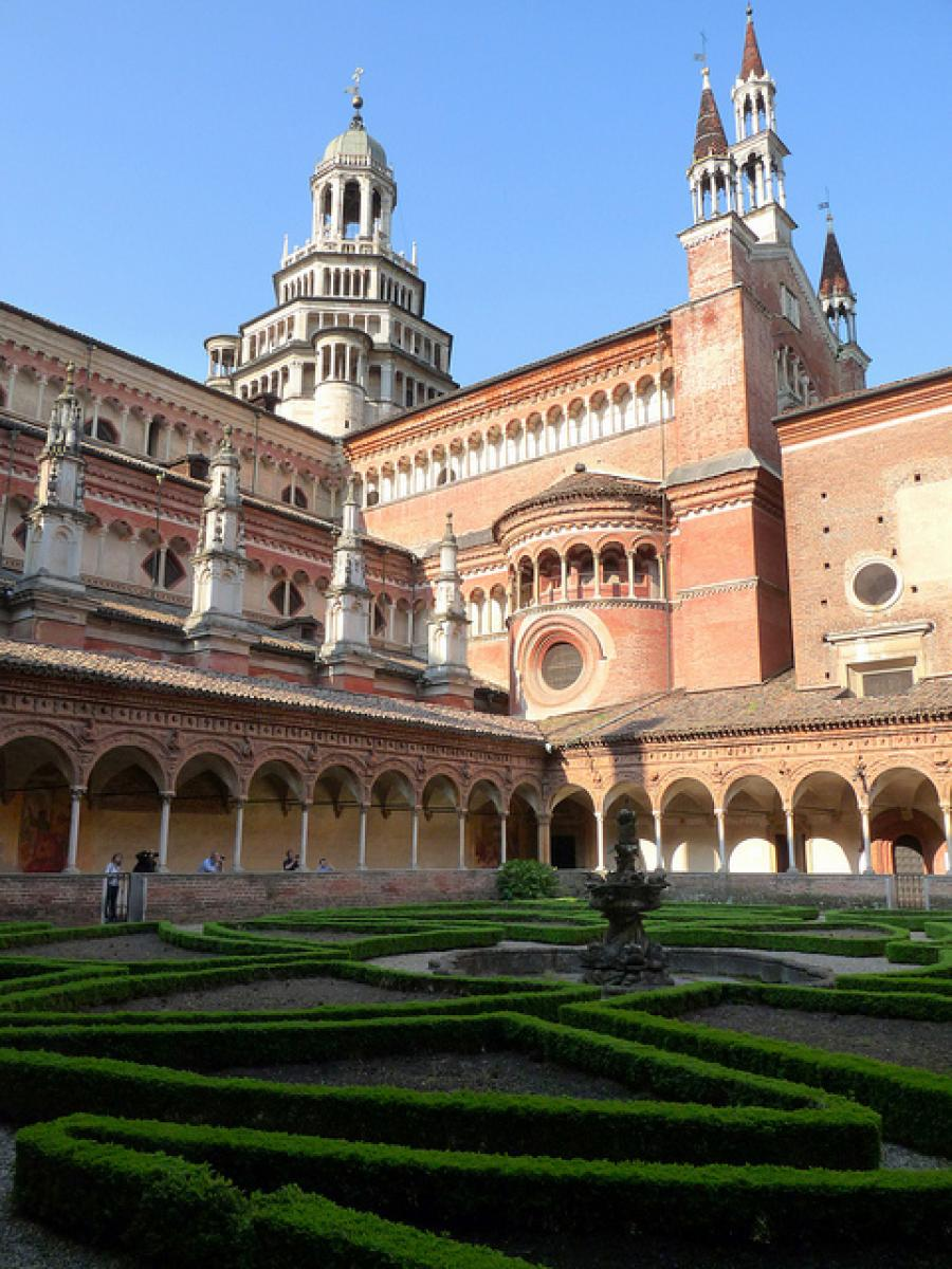 The Mole Diaries: Pavia