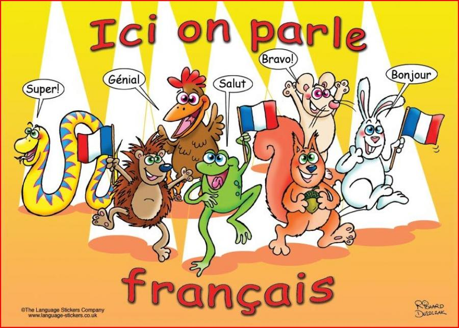 10 multimedia ways to spice up children's French-learning
