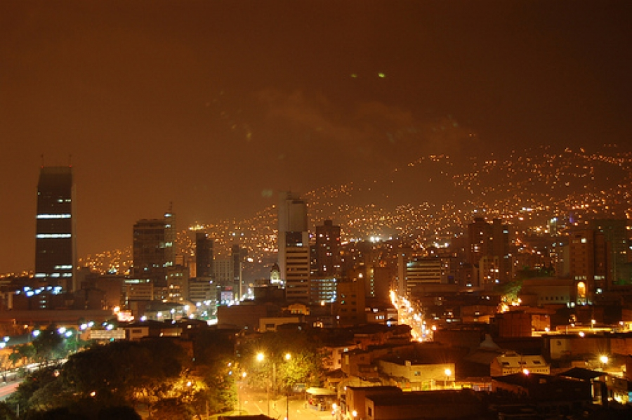 Case Study: Laura worked in Paris and Medellin