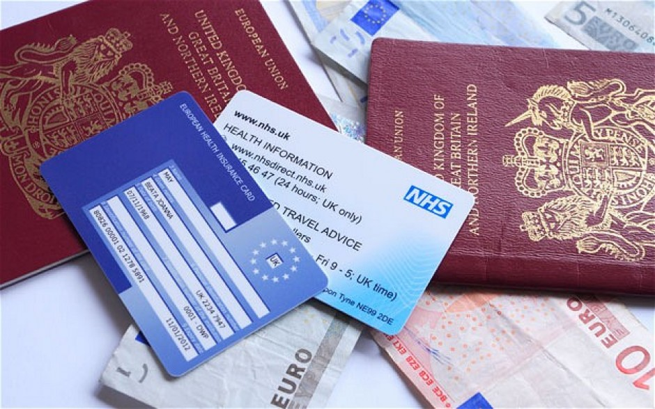 Abroad? Sick? Make sure you have your EHIC…