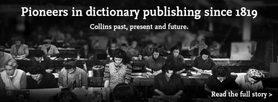 Guest blog: Interning at Collins Language