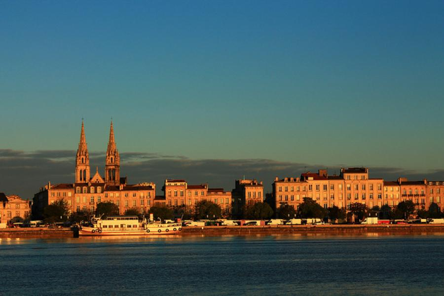The Mole Diaries: Talence, Bordeaux