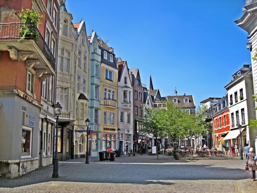 The Mole Diaries: Aachen