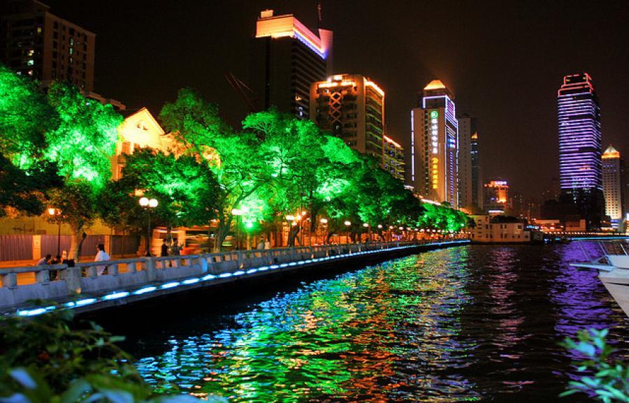The Mole Diaries: Guangzhou
