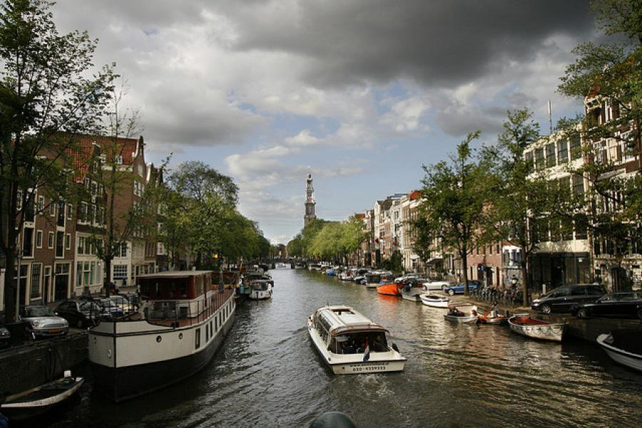 A year in Amsterdam as a non-linguist