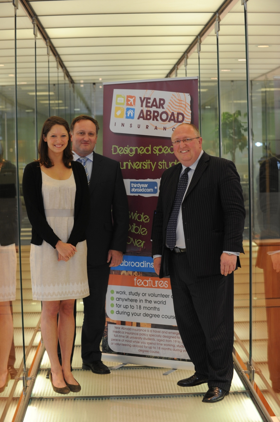 Press Release: Students and graduates join forces to develop the Year Abroad Insurance they needed
