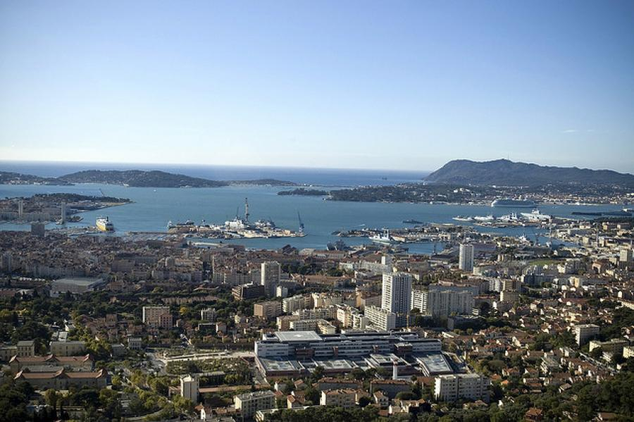 The Mole Diaries: Toulon