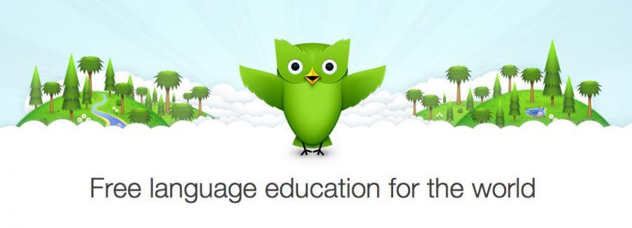 Review of language-learning platform 'Duolingo'