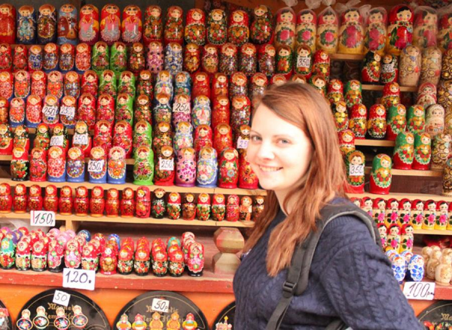 A Day in the Life: Volunteering in Russia