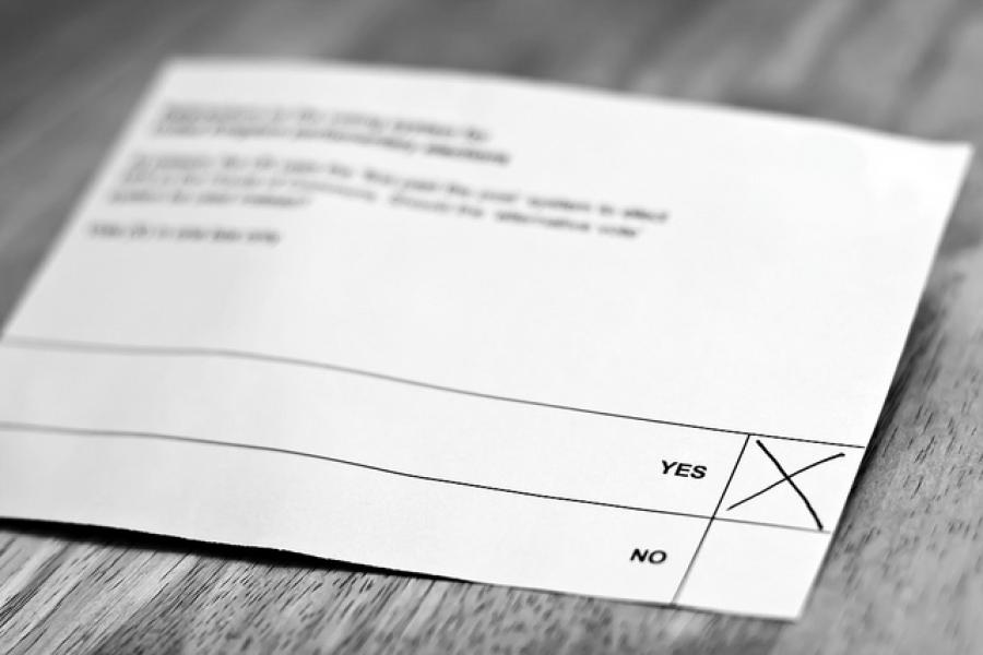 How to vote from abroad