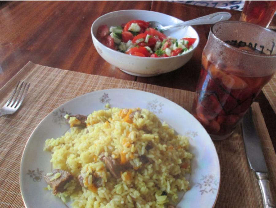 Russian Cuisine: Stolovayas