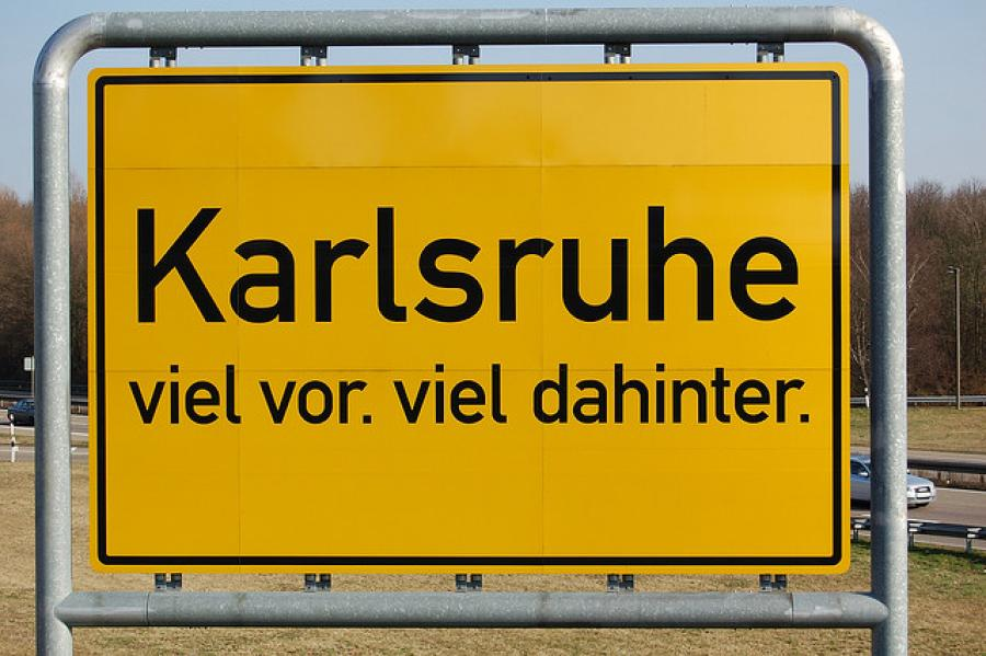 Karlsruhe-only a few weeks left of YA: Enjoy life to the full trains!