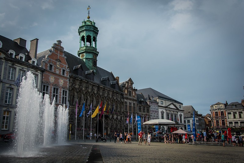 The Mole Diaries: Mons, Belgium