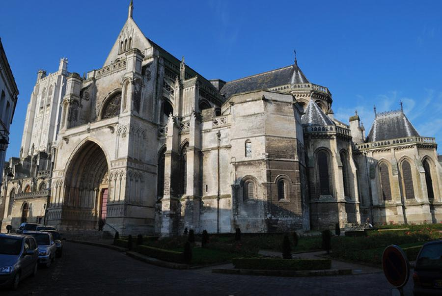 The Mole Diaries: Saint-Omer, Pas-de-Calais