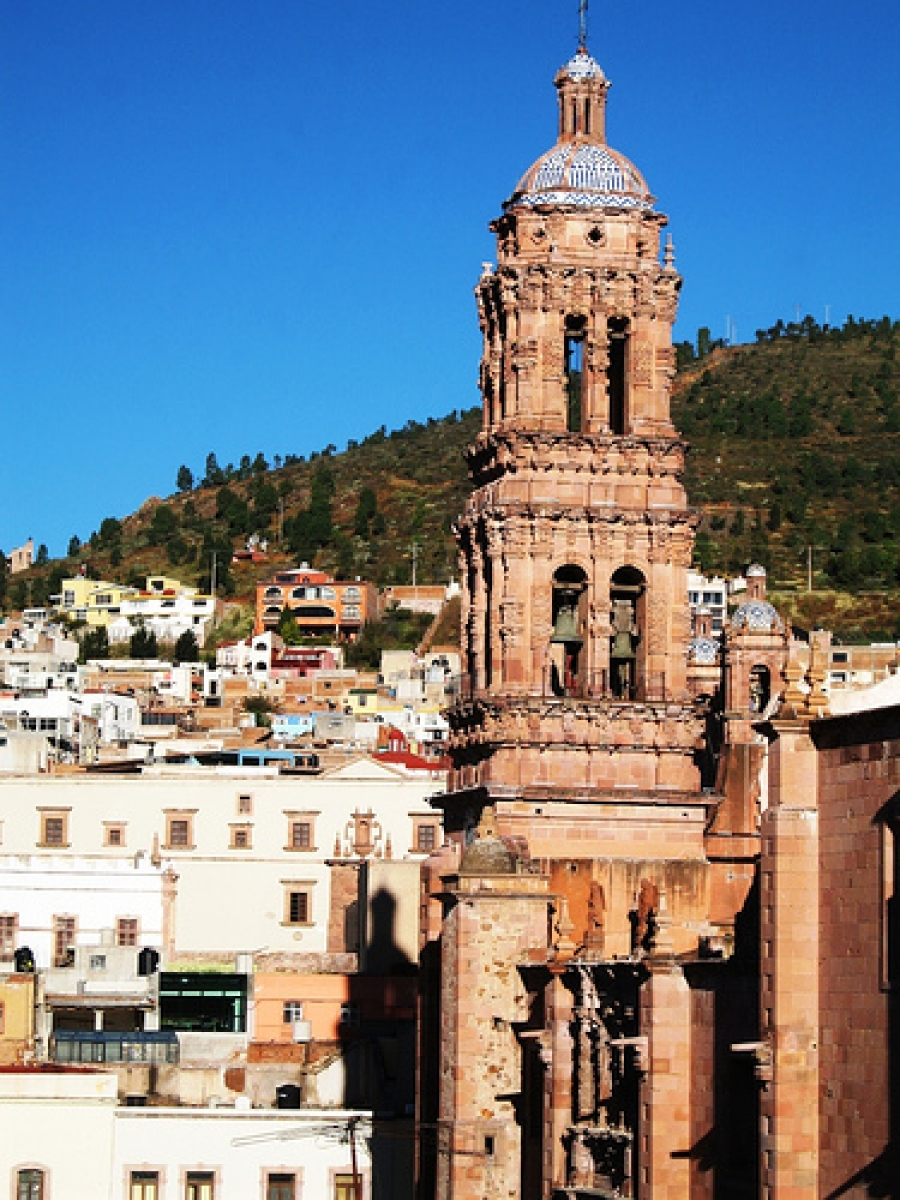 The Mole Diaries: Zacatecas