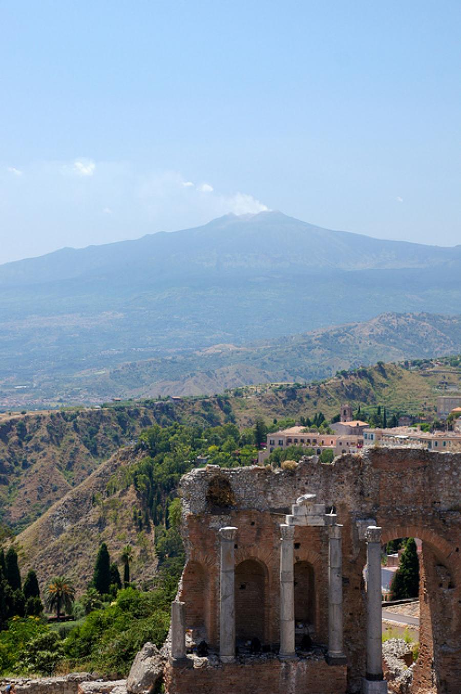 The Mole Diaries: Sicily