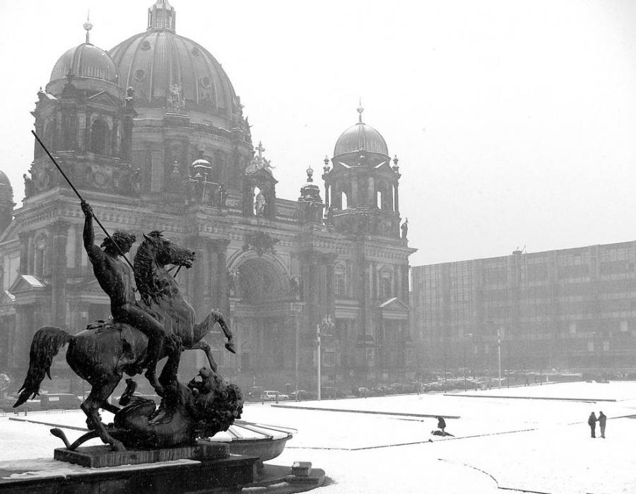 Becoming Berlin