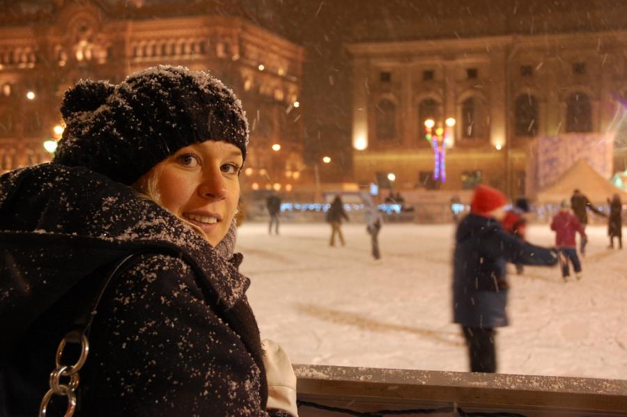 The Mole Diaries: St. Petersburg