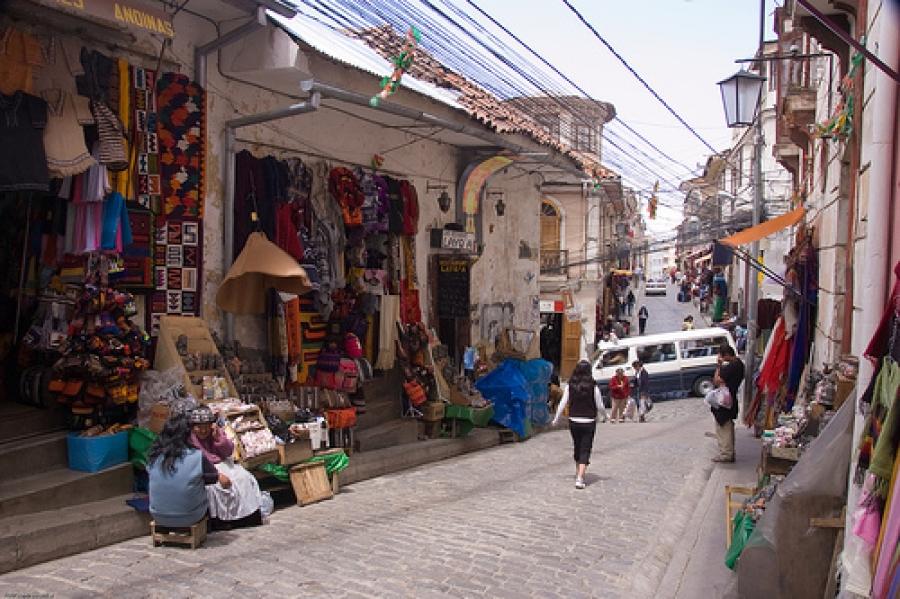 Culture Shock: Bolivia