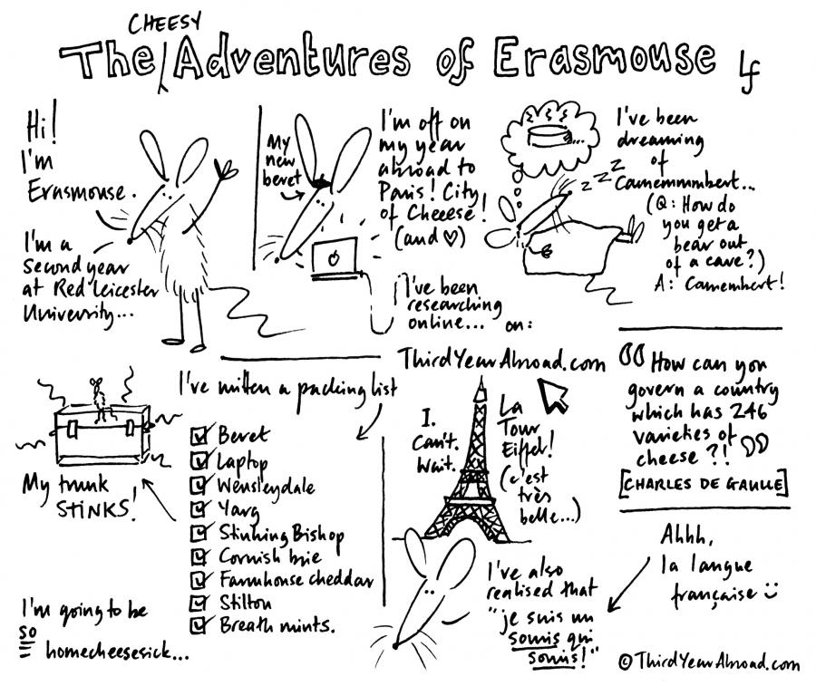 The Adventures of Erasmouse