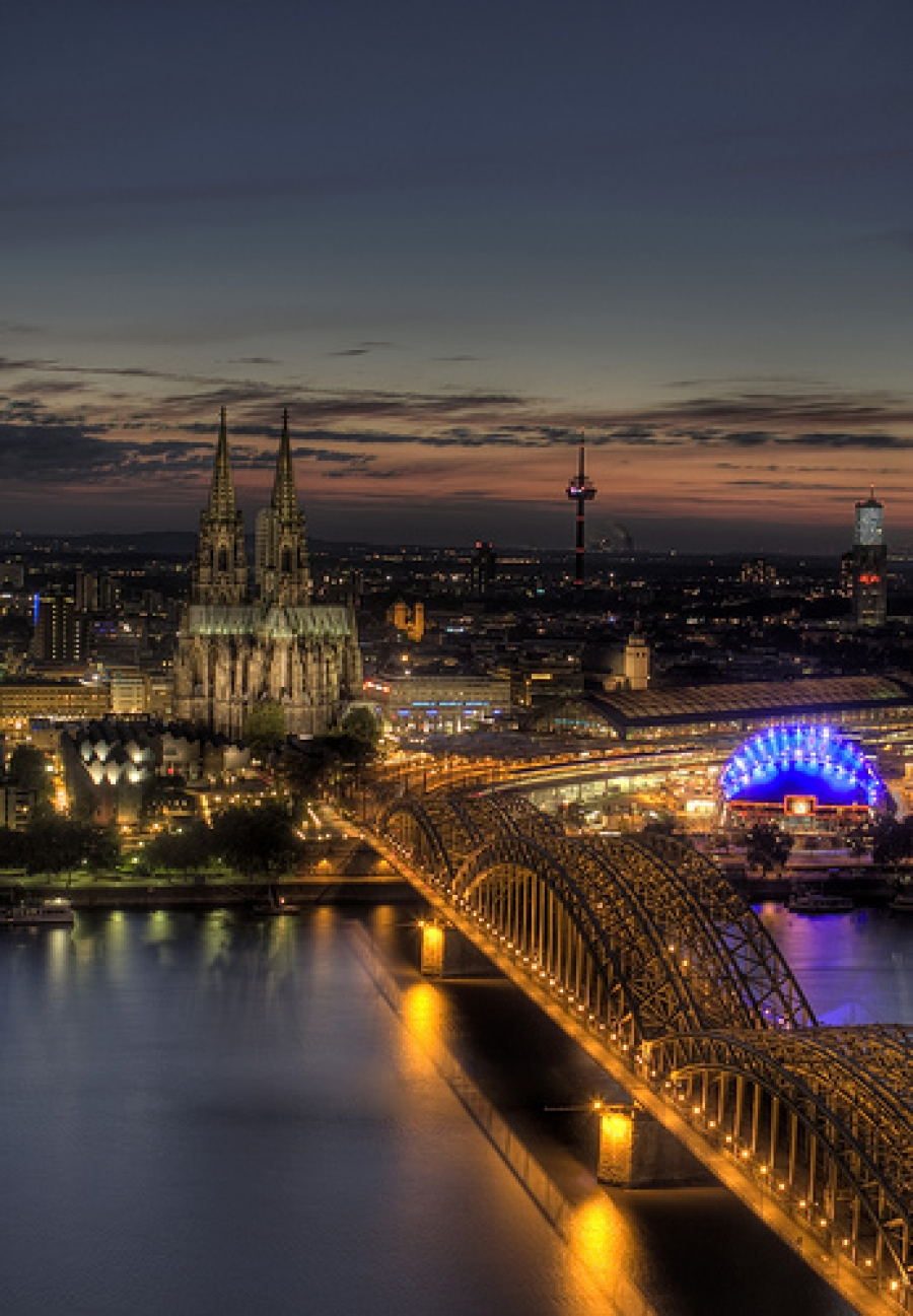 The Mole Diaries: Cologne