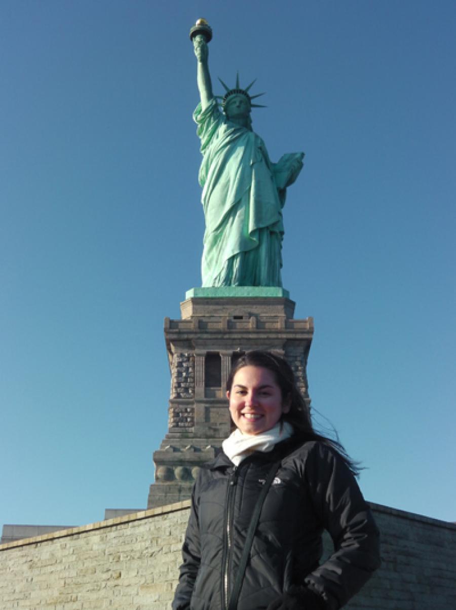 New York, it's been a pleasure!